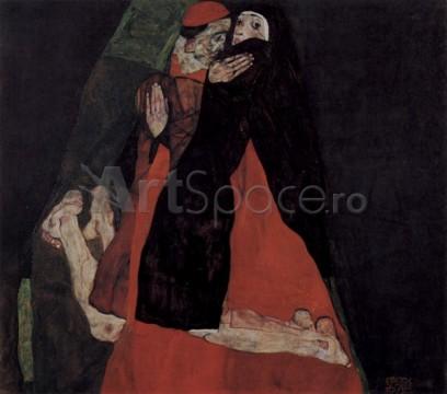schiele-cardinalul-calugarita-408x360 schiele-cardinalul-calugarita