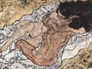 schiele-imbratisarea-130x98 Schiele, Egon