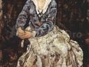schiele-portretul-sotiei-artistului-130x98 Schiele, Egon
