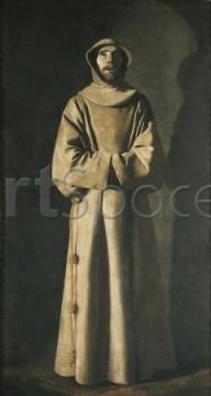 zurbaran-sfantul-francisc-192x360 zurbaran-sfantul-francisc