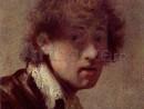 rembrandt-autoportret-tinerete-130x98 Rembrandt - Autoportrete