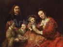 rembrandt-portret-familie-130x98 Rembrandt - Portrete de grup