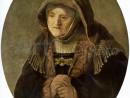 rembrandt-portret-mama-artistului-130x98 Rembrandt - Portrete individuale