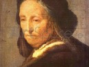 rembrandt-portret-mamei-artistului-130x98 Rembrandt - Portrete individuale