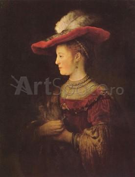 rembrandt-portret-saskia-276x360 rembrandt-portret-saskia