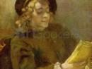 rembrandt-portret-titus-citind-130x98 Rembrandt - Portrete individuale