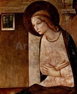 magnificat-294x360 Fecioara din Bunavestire (detaliu), Fra Angelico