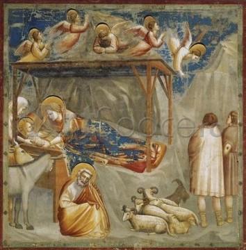 no-17-scenes-from-the-life-of-christ-1-nativity-birth-of-jesus-1304-06-354x360 Scene din viata lui Isus Hristos - No.17, Nasterea lui Isus Hristos, Giotto di Bondone