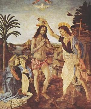Botezul lui Isus Hristos