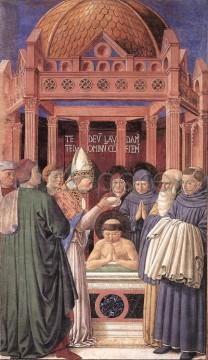 staugustine-208x360 Sfantul Augustin, Benozzo Gozzoli